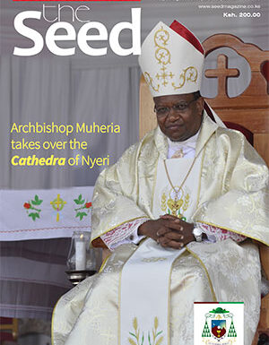 Archbishop Muheria Takes Over the Cathedra of Nyeri