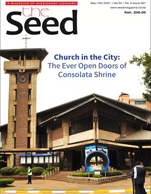Church in the City: The Ever Open Doors of Consolata Shrine
